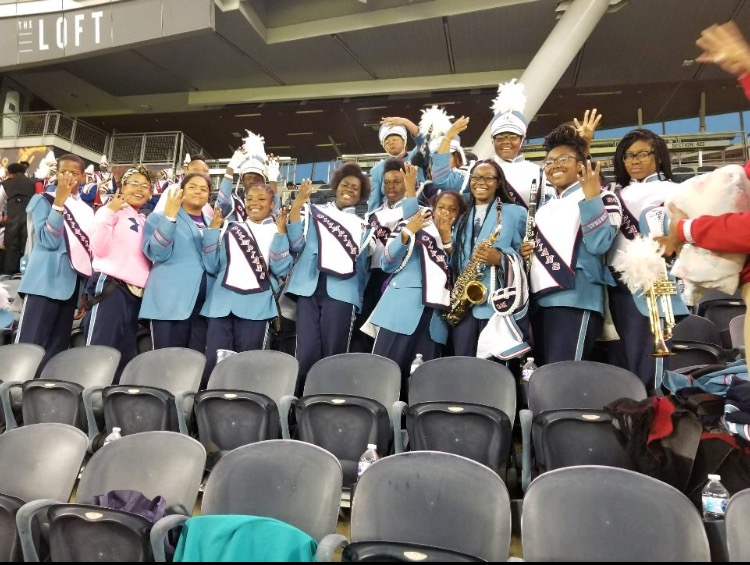 Marching Band Marches On