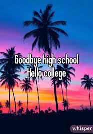 High School Days- Farwell RC