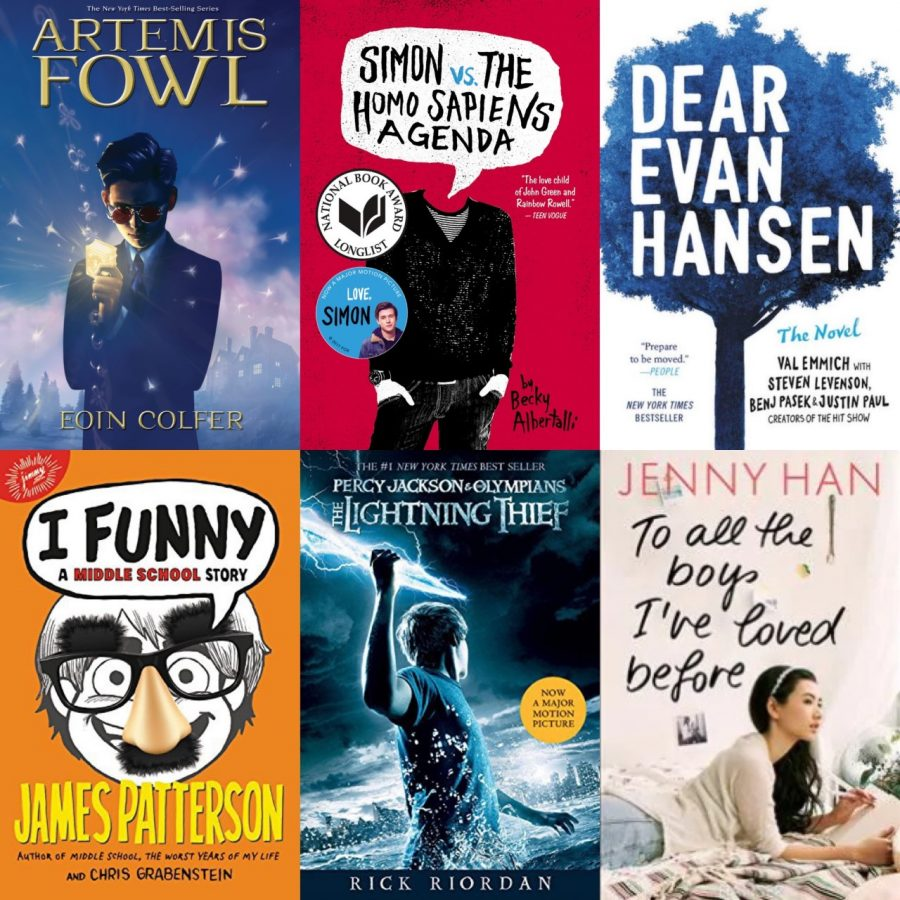 Book Recommendations For Your Quarantine (and Winter Break!)