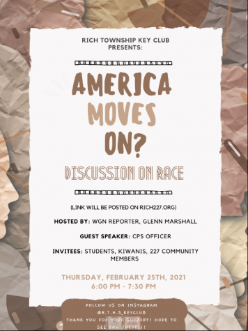 Key Club Presents:  America Moves On?  A Discussion on Race